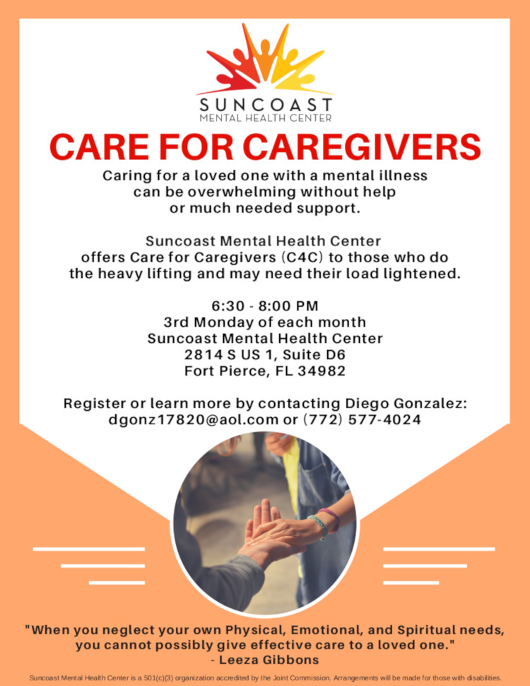 Care for Caregivers Brochure