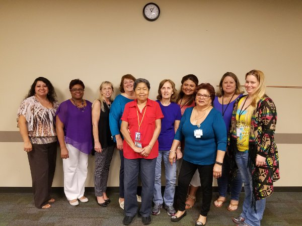 Support Staff of Suncoast Mental Health
